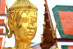 Kinnara statue Royalty Free Stock Images