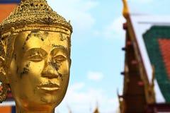 Kinnara statue Stock Photography