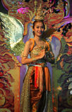 Kinnaree in het Jaar van het Mirakel van het Verbazen van Thailand 2012 Stock Fotografie