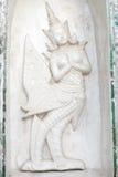 Kinnaree at Wat arun in Thailand Stock Image