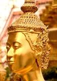 Kinnari sculpture Royalty Free Stock Photography