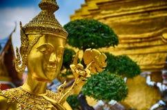 Kinnari statua Obrazy Royalty Free