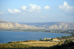 Kinneret Stock Images
