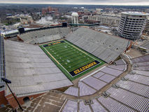 Kinnick Stadium the home of the Hawkeyes Royalty Free Stock Photos