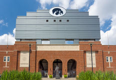 Kinnick Stadium Stock Photo