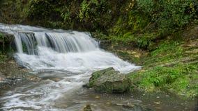Kinnickinnic Drainage Falls Stock Image