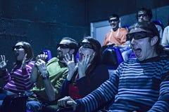 Kino 5D Lizenzfreies Stockfoto