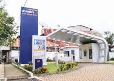 Kino drive-in ATM Obraz Stock