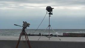 Kino i morze zdjęcie wideo