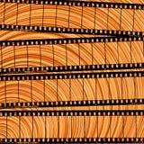 Kino Zusammenfassung Lizenzfreies Stockfoto