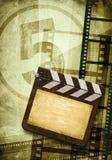 Kinohintergrund Stockbild