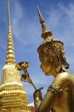 Kinora at grand palace Stock Images