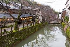 Kinosaki Onsen town Stock Photos