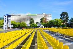Kinotavr-2012 en Sochi Imágenes de archivo libres de regalías