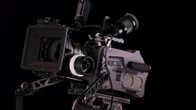Kinowa kamera zdjęcie wideo