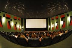 kinowi siedzenia Fotografia Royalty Free