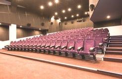 Kinowy audytorium Obraz Stock