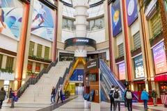 Kinowy Hall w O2 w Londyn Zdjęcia Stock