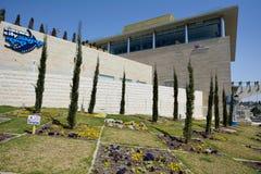 Kinowy miasto w Jerozolimskim Izrael zdjęcie stock