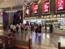 Kinowy przekąska bar w Bangkok Zdjęcia Stock
