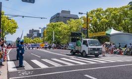 Kinsai Yosakoi Dance Parade Stock Photos