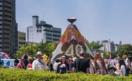 Kinsai Yosakoi Dance Parade Royalty Free Stock Image