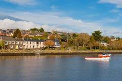 Kinsale港口。 爱尔兰 免版税图库摄影