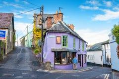 Kinsale,科克郡,爱尔兰共和国 库存图片