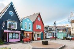 Kinsale, cortiça do condado, a República da Irlanda Fotografia de Stock