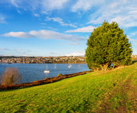 Kinsale Harbour. Ireland Stock Image