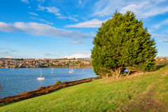 Kinsale Harbour. Ireland Stock Images
