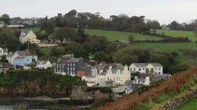 Kinsale, Irlanda - cidades arrumadas Imagem de Stock Royalty Free