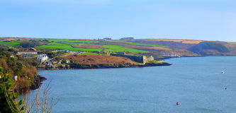 Kinsale Landscape Royalty Free Stock Photography