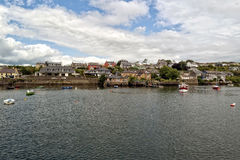 Kinsale nabrzeże Fotografia Royalty Free
