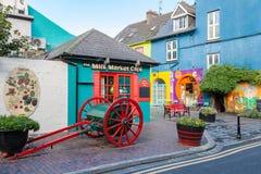 Kinsale ståndsmässig kork, Republiken Irland Royaltyfri Foto
