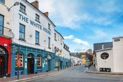 Kinsale, sughero della contea, Repubblica Irlandese immagini stock