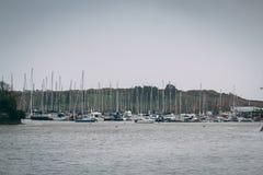 Kinsalejachthaven in Cork van de provincie, Ierland royalty-vrije stock foto