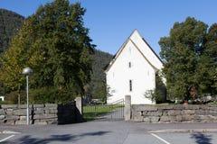 Kinsarvik 挪威 免版税图库摄影
