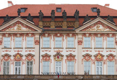 Kinsky Palace Royalty Free Stock Image
