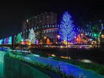 kinta riverwalk 免版税库存照片