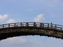 Kintai-Brücke Lizenzfreie Stockfotografie