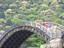 Kintai-Brücke Lizenzfreie Stockbilder