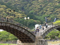 Kintai-Brücke Stockfotos