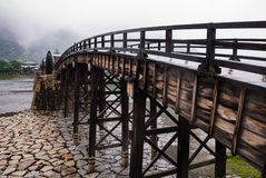 Kintai-Brücke Stockfotografie