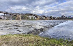Kintai Bridge 1 Stock Image
