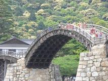 Kintai bridge Stock Photos