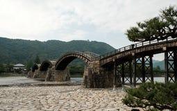 Kintai-Kyo: Iwakuni, Japonia Obraz Stock