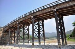 Kintai most Japonia Zdjęcia Stock