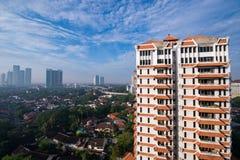 Kintamani Apt. in Jakarta Royalty Free Stock Photos