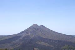 Kintamani Batur wulkan i jezioro Fotografia Stock